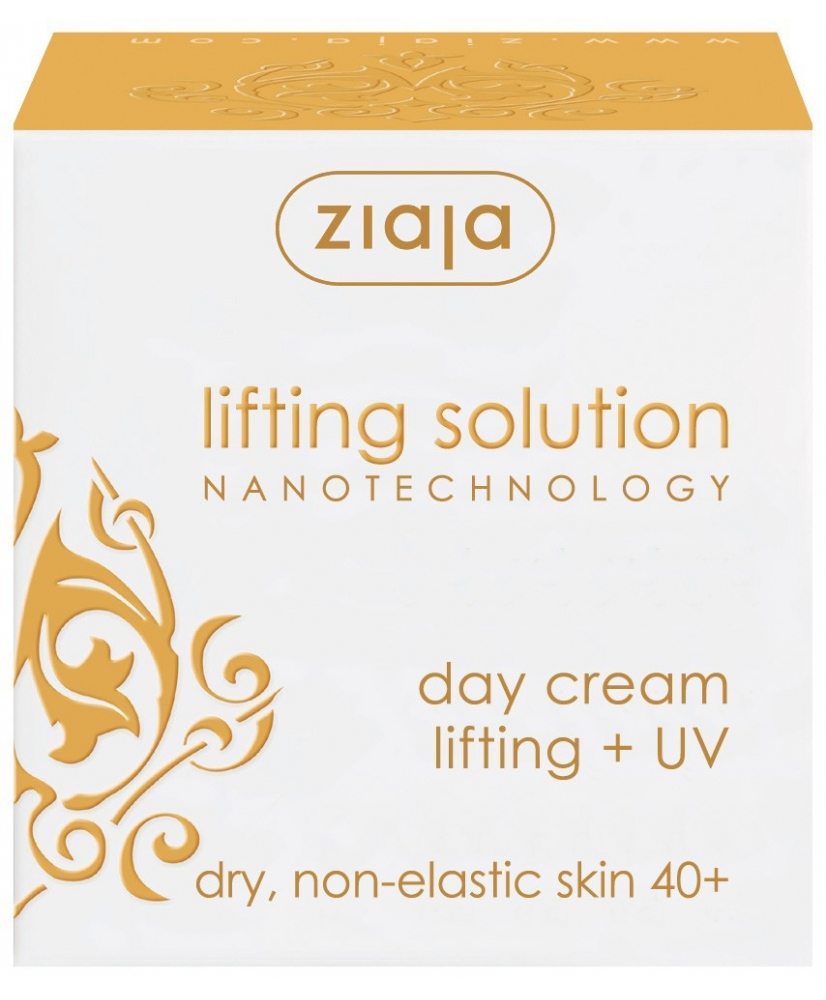 Ziaja lifting solution - lifting day cream 40+ 50ml - Onde comprar