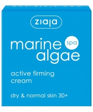 Ziaja marine algae spa - active firming cream 30+ 50ml - Onde comprar