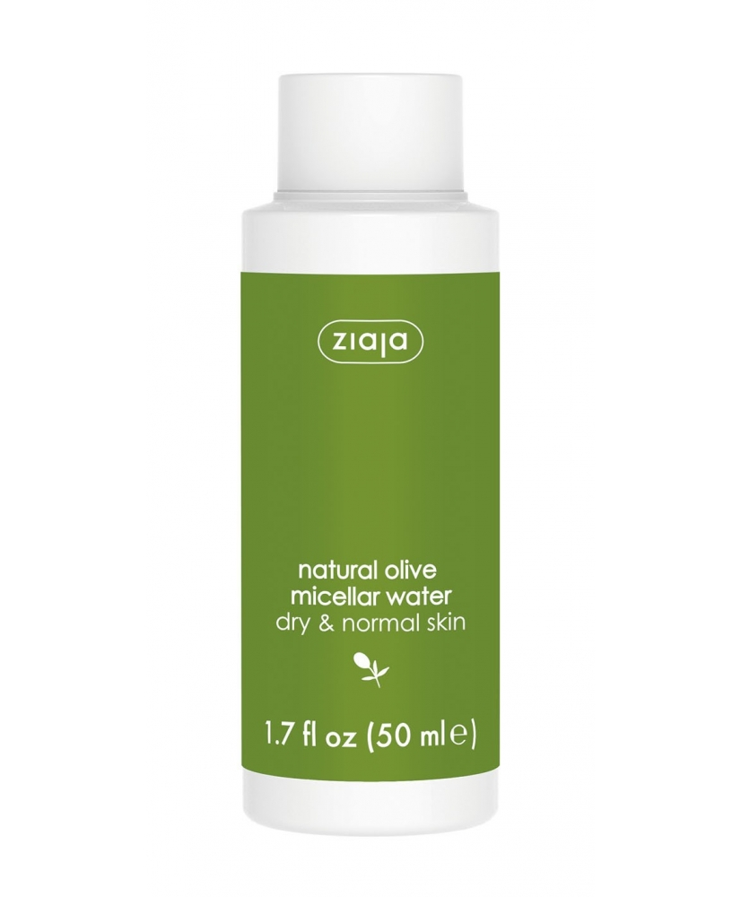 Ziaja travel size - natural olive micellar water 50 ml - Onde comprar