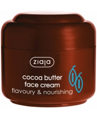 Ziaja cocoa butter – nourishing face cream 100ml - Onde comprar