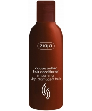 Ziaja cocoa butter – smoothing hair conditioner 200ml - Onde comprar