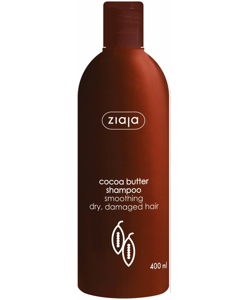 Ziaja cocoa butter – smoothing shampoo 400ml - Onde comprar