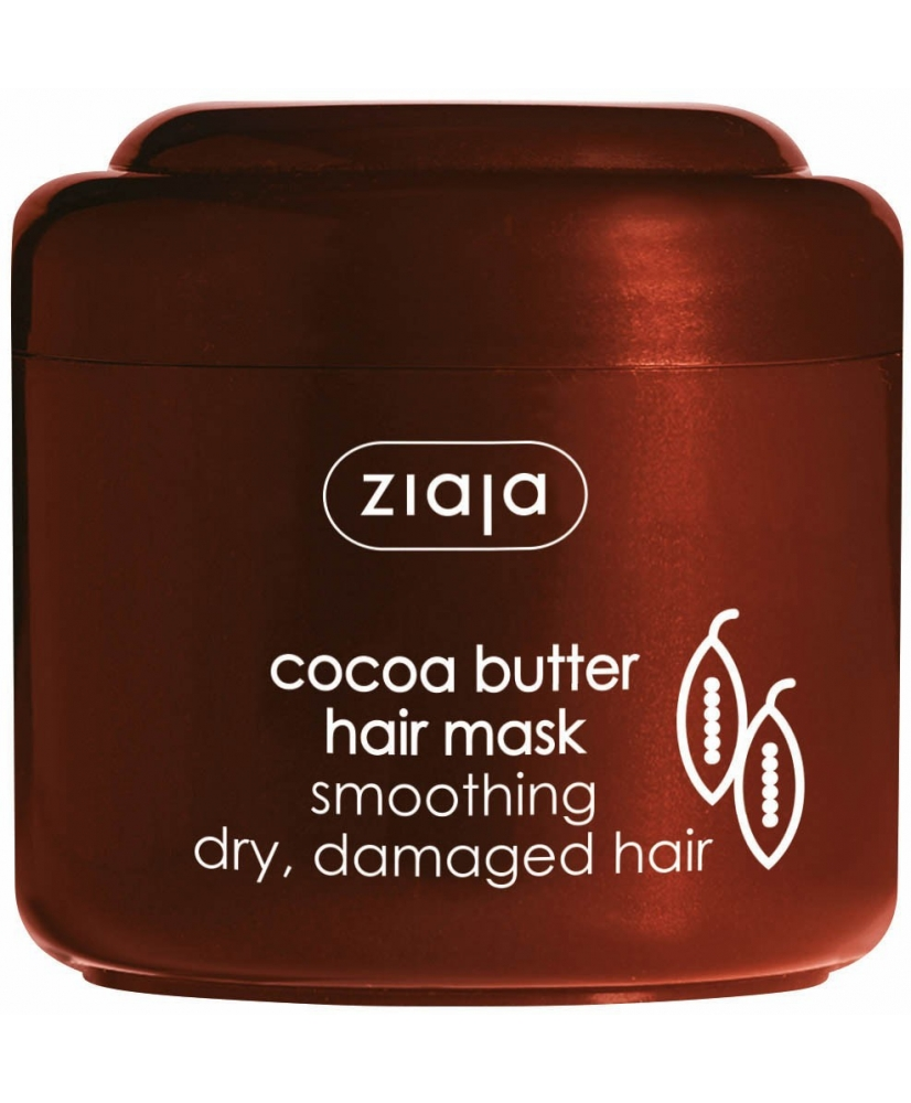 Ziaja cocoa butter – smoothing hair mask 200ml - Onde comprar