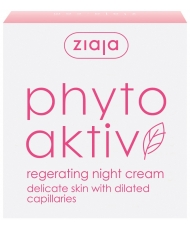 Ziaja phytoaktiv – regenerating night cream 50ml - Onde comprar