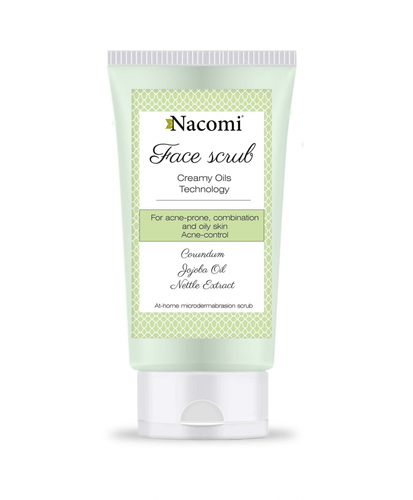 Nacomi – Anti-acne facial scrub 85ml - Onde comprar