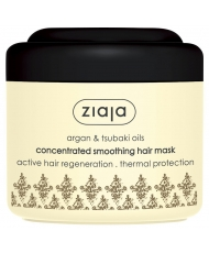 Ziaja Argan & Tsubaki Oils – smoothing hair mask 200ml - Onde comprar