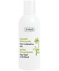 Ziaja Cucumber – cleansing milk 200ml - Onde comprar
