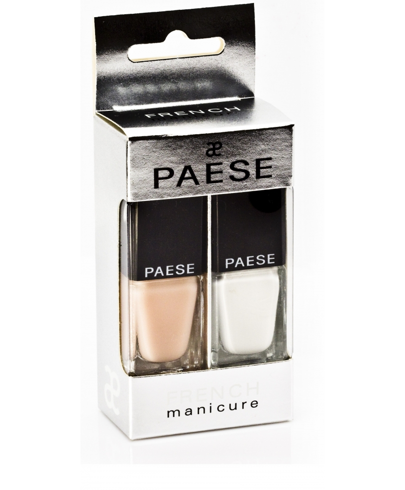 Paese - french manicure colour 20    2x9ml - Onde comprar