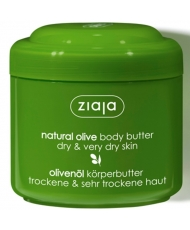 Ziaja natural olive – body butter 200ml - Onde comprar