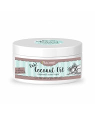 Nacomi – coconut oil unrefined 100ml - Onde comprar