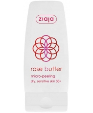Ziaja Rose Butter – peeling peels off 60ml - Onde comprar