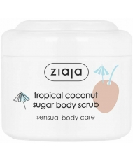 Ziaja Tropical coconut – sugar body scrub 100ml - Onde comprar