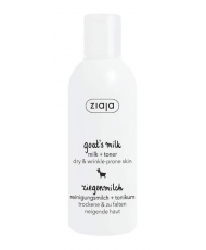 Ziaja goat's milk - cleansing milk + toner 200ml - Onde comprar