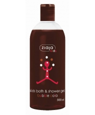 Ziaja Kids Bubble cola – Kids bath & shower gel 500ml - Onde comprar