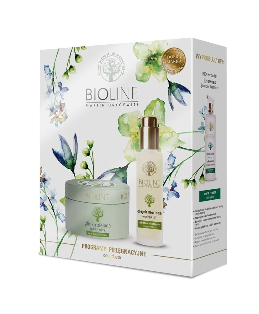 Bioline Kit Bio – Oily and Acneic Skin - Onde comprar