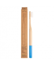 Coisa Verde - Bamboo Vegan Toothbrush for adults blue - Onde comprar