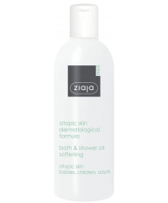 Ziaja MED – Atopic skin Bath & Shower oil softening and nourishing 270ml - Onde comprar