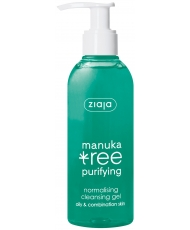 Ziaja manuka tree - normalising cleansing gel 200ml - Onde comprar