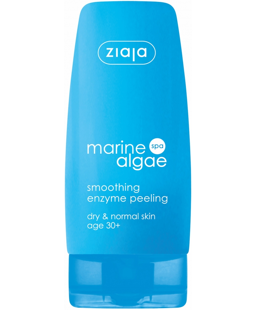 Ziaja marine algae spa - smoothing enzyme peeling for face 60ml - Onde comprar