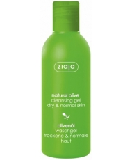 Ziaja natural olive - cleansing gel for face 200ml - Onde comprar