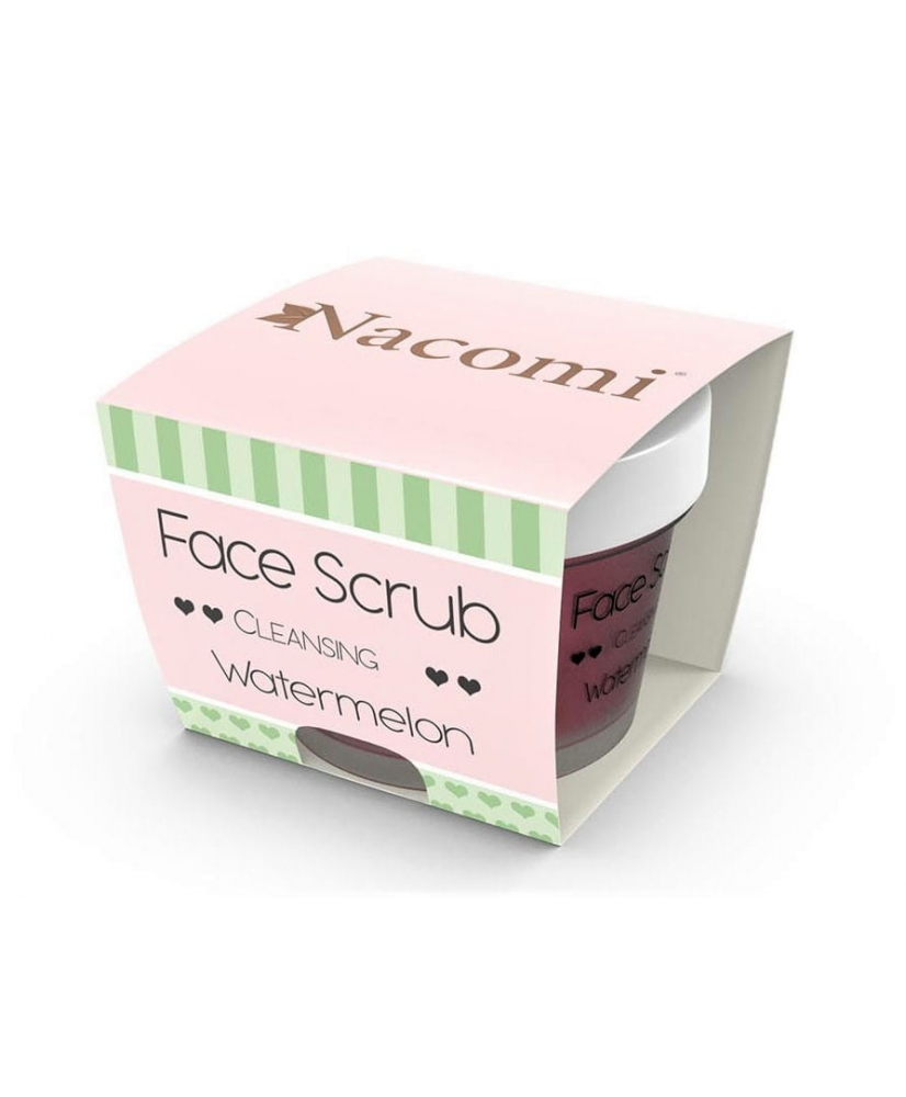 Nacomi – Cleansing face and lips scrub Watermelon 80g - Onde comprar