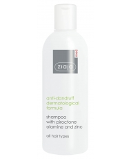 Ziaja MED – shampoo anti-dandruff with zinc 300ml - Onde comprar